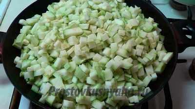 Рецепт кабачковой икры с перцем