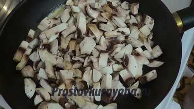 Мясная запеканка с капустой в духовке